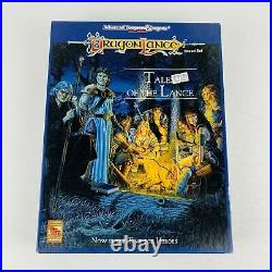 AD&D DragonLance Tales of the Lance Boxed Set 1992 TSR