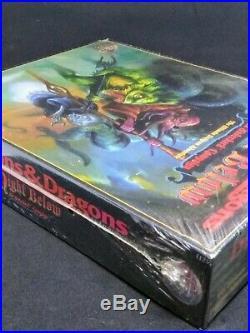 AD&D Night Below An Underdark Campaign Box Set Dungeons & Dragons TSR 1125 EXC