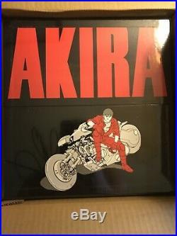 AKIRA 35th Anniversary Box Set by Katsuhiro Otomo Hardcover AKIRA Club SEALED