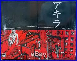 AKIRA 35th Anniversary Limited Edition BOX SET Deluxe Hardcover Manga