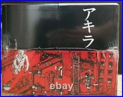 AKIRA 35th Anniversary Limited Edition English Manga Box Set Hardcover SEALED