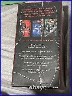 A Court of Thorns and Roses Box Set Hardcover Sealed Sarah J Maas SJM