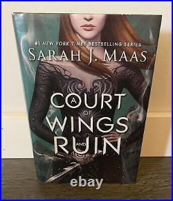 A Court of Thorns and Roses Original Hardcovers BOX SET Sarah J. Maas ACOTAR