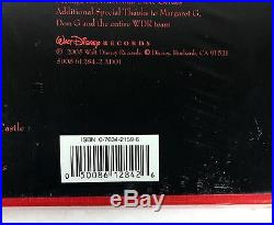 A Musical History of Disneyland 50th Anniversary 6 CD Box Set withHardcover Book