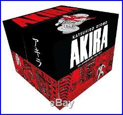 Akira 35th Anniversary Box Set (Hardcover)