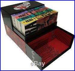Akira 35th Anniversary Box Set New Sealed Original Box Hardcover Kodansha