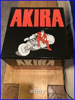 Akira 35th Anniversary Box Set Out Of Print Hardcover Manga Katsuhiro Otomo OOP
