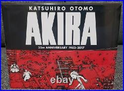 Akira 35th Anniversary Box Set by Katsuhiro Otomo Never Opened