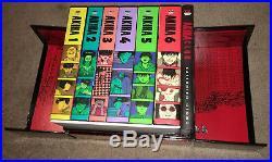Akira 35th Anniversary Hardcover English Manga Box Set Katsuhiro Otomo Hardback Box Set