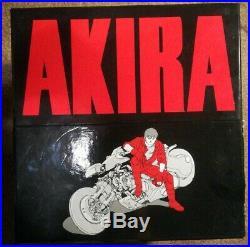 Akira 35th Anniversary Manga Box Set