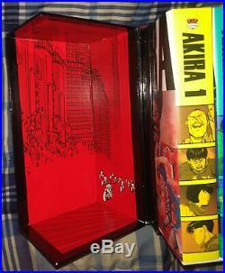 Akira 35th Anniversary Manga Box Set (Hardcover)