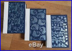 Arabian Nights Rare Deluxe Hardback Box Set Translated By Malcom C Lyons 2008
