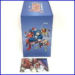 Avengers Earths Mightiest Hardcover Box Set New Marvel HC Sealed with Poster $500
