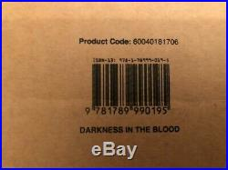Black Library Darkness In The Blood Limited Book Box Set Warhammer 40k