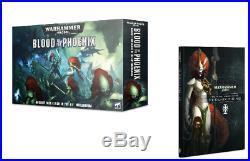 Blood of the Phoenix Box Set Warhammer 40K Sealed+ Phoenix Rising Hardcover