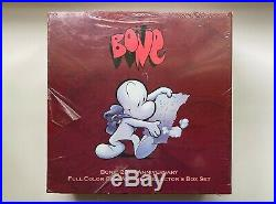Bone 20th Anniversary One Volume Color Edition Box Set SIGNED by Jeff Smith DW