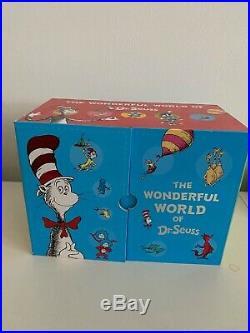 Box Gift Set The Wonderful World Of Dr. Seuss