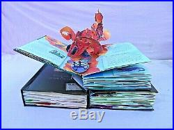 Boxed Set Encyclopedia Prehistorica Pop Up Books The Complete Collection Vgc