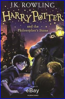 Brand New JK Rowling Harry Potter The Complete Edition Book Hard Box Set