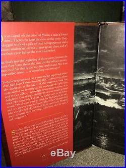 COLORADO KID, Stephen King, Box Set PS Publishing, 3 Artist covers