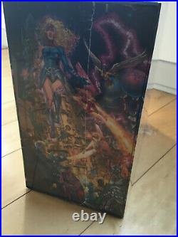CRISIS ON INFINITE EARTHS HC BOX SET-NEW & SEALED-14 BOOKS-DC (Wolfman/Perez)