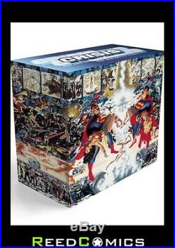 CRISIS ON INFINITE EARTHS SLIPCASE HARDCOVER BOX SET (Collects 14 x Hardcovers)