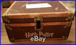 CUSTOM Harry Potter Hardcover Box Set Books 1-7. AS NEW / Fantastic
