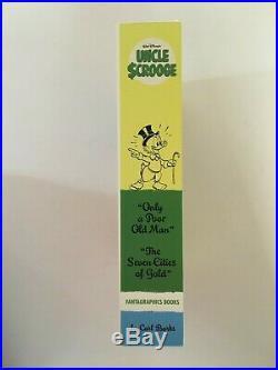 Carl Barks Library 12 14 Gift Box Set Disney's Uncle Scrooge Slipcase HC