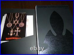 Chrome Hearts Magazine Box Set Vol. 1 Very Rare From Japan