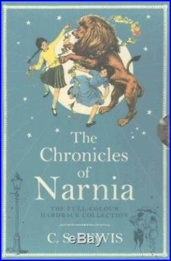Chronicles of Narnia the Chronicles of Narnia Boxed Set, Hardcover by Lewis
