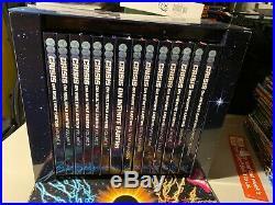 Crisis on Infinite Earths Box Set Hardcover boxset Perez DC Comics HC Slipcase