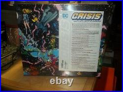 Crisis on Infinite Earths Boxed Set DC Hardcover Collection NewithSealed