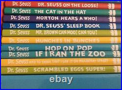 Dr. Seuss The Wonderful World 20 Mini hardback pre loved as New (discontinued)