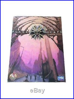 Dungeons And Dragons Planescape Campaign Setting Box Set COMPLETE