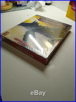 Dungeons & Dragons / Ravenloft Castles Forlorn Box Set TSR 1088 /Factory Sealed
