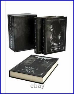 Eisenhorn The complete trilogy box set Super rare Xenos-Malleus-Hereticus