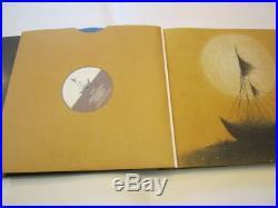 Eluvium Life Through Bombardment 7 LP Set in Hardback Book
