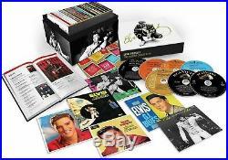 Elvis Presley - The Album Collection 60 cd box set hardback book