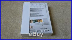Final Fantasy VII, VIII, IX Collector's Hardcover Strategy Guide Box Set