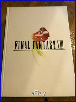 Final Fantasy VII, VIII, IX Hardcover Strategy Guide Box Set