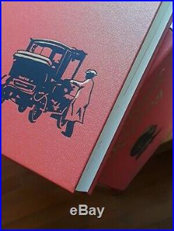 Folio Society Rudyard Kipling Collected Short Stories 5 Volume Box Set 2005