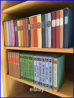 Folio Society Thomas Hardy 16 Books Box Sets Collection Hardcover Slipcase