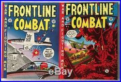 Frontline Combat Complete EC Library Box Set w'Slipcase Russ Cochran, Jack Davis