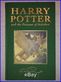 Harry Potter Books Bloomsbury UK Limited Hardcover Box Set