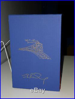 Harry Potter Box Set Books 1-5 HardBack Collectors Edition J K Rowling