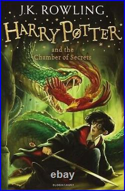 Harry Potter Box Set The Complete Collection/Children's Hardcover (UK Edition)