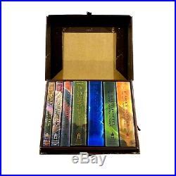 Harry Potter Hard Cover Boxed Set Books #1-7 (2007, Hardcover, Box Set)