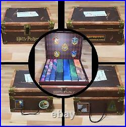 Harry Potter Hard Cover Boxed Set Books #1-7 Free Shipping
