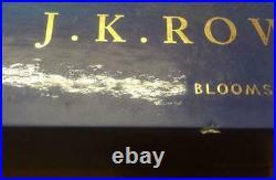 Harry Potter Hardback Boxed Set (Signature Edition) Hardcover 2011