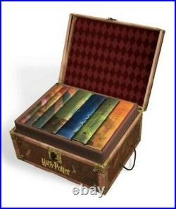 Harry Potter Hardcover Box Set (Books 1-7) by J. K. Rowling
